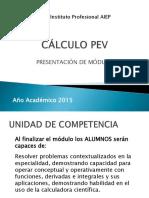 Presentacion Calculo PEV 2015.Ppt