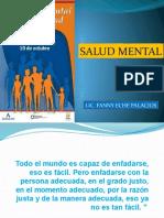 (1) Definicion Salud Mental
