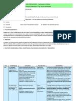 Unidad Didactica - Setiembre 2017 (Educación Primaria) - Ugel Ocros (Ancash)
