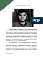 Columna | Andrés Pacheco.