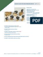 JAKSA High-Pressure Solenoid Valves