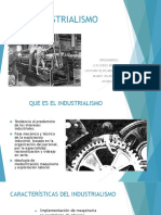 Industrialism o