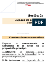 Sesión2_Oracion compuesta subordinada.ppt