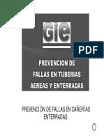 Cap 6a Suelos - PREVENCIÓN DE FALLAS EN CAÑERÍAS ENTERRADAS