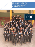 CIM Placement Brochure 2016-17
