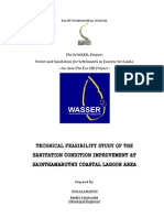 Feasibilty WASSER Project