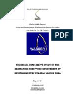 Feasibilty WASSER Project