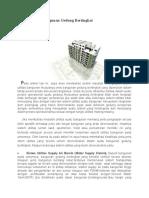 Sistem Utilitas Bangunan Gedung Bertingkat