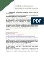U1 Aplicaciones Microorganismos Alumnos