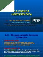 Cap. II La Cuenca Hidrografica