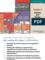 Chapt 6 Staffing and Human Resource Management.ppt