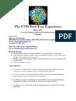 UT Dallas Syllabus for rhet1101.012.10f taught by Susan Kutchi (ssk037000)
