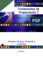Tema01 Arreglos ArrayList y HashMap 2017 2
