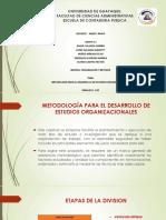 1.Grupo 3 Curso 6-23 Metodologia Diapositivas