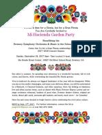Gardenparty PDF