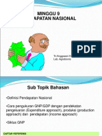 Mg 9. Pendapatan Nasional New