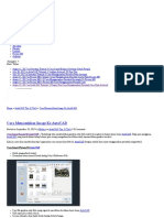 Teknik Autocad 3Dimensi