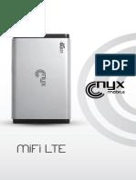 Manual de Usuario MiFi LTE TELCEL