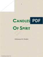 Candles of Spirit - Sh. Muhammad Khalfan