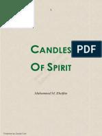 Candles of Spirit - Sh. Muhammad Khalfan