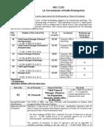 PEC Ltd General Manager Manager Advt