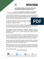 019.- Policia Nacional Conformó Primer Elenco de Teatro Para Prevenir Consumo de Drogas en La Región Cusco Ok