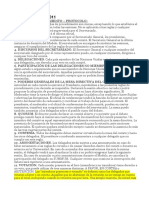 Protocolo BMUN 2011