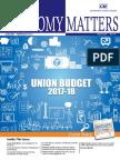 Indian Economy Matters Feb 17