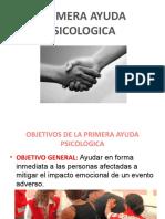 Primera Ayuda Psicologica Expo