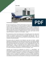 Descripción Del Sector Aereo Peru