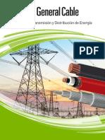 Cables Para Transmision y Distribucion de Energia Mex