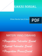 Interaksi Sosial (Ips) 1