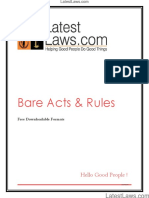 PES University Act, 2012