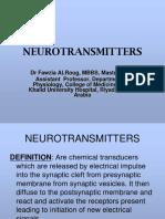 12 Neurotransmitter2 lec3