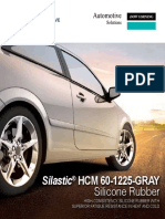 Silastic® HCM 60-1225-GRAY Silicone Rubber