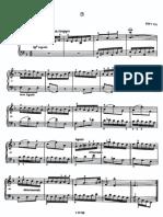 Prelude in D Minor, BWV 935
