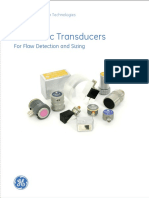 Geit Ultrasonic Transducer Catalog Full