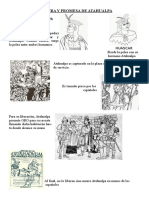 Captura y Promesa de Atahualpa