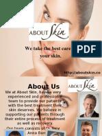 Cosmetic Surgery Sydney - AboutSkin