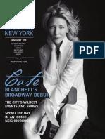 PDF of Cate Blanchett Magazine
