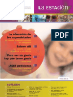 """Revista """"La Estación"""" enero de 2006 AEST"""