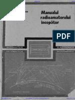 Radu Ianculescu - Manualul radioamatorului incepator.pdf