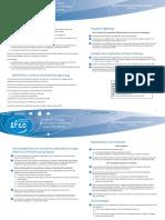 Recos - Prise en Charge Des Foyers Infectieux Bucco-Dentaires 2012