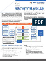Datacenter Migration to the AWS Cloud