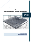 ASI Standard Steelwork Drawing Notes V10