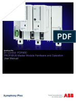 2VAA001446 en S Control PDP800 PROFIBUS Master Module Hardware and Operation