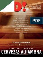 Granada Agosto 17