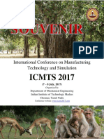 Icmts 2017 - Souvenir