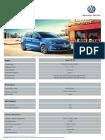 Volkswagen Polo 1.2 TSI Brochure