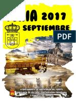 Feria Septiembre Santisteban 2017